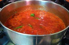 sugo di pomodoro fresco  #ricettedisardegna  #sardegna #recipe #cucina #sarda