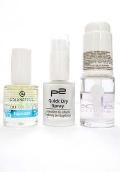 In a world always on the run you need a good quick dry solution for your manicure Manicure, Nails, My Beauty, Quick Dry, You Nailed It, Nail Polish, Skin Care, Blog, Nail Polishes