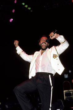 20 Reasons Why Marvin Gaye Is Idolized: September 27, 1990 - Hollywood Walk of Fame