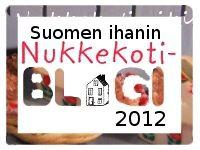 Suomen ihanin nukkekotiblogi 2012 -kilpailusivu Nukkekotiwikissä
