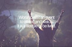 What worship is