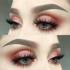 "1,787 Likes, 8 Comments - @helenesjostedt on Instagram: ""Soft pinks I used: @inglot_cosmetics eyeshadows 314, 312, 303 and 397 + a sprinkle of body…"""