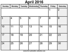 Printable Calendar  Free Printable Calendars