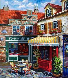 Anatoly Metlan #Scenery #Art.     🌻 For more great pins go to @KaseyBelleFox.