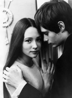 "zeffirelli's ""romeo and juliet"", olivia hussey & leonard whiting"
