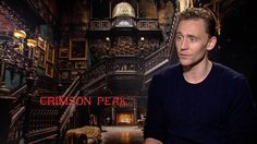 Tom Hiddleston Shows Off Naked Butt in Crimson Peak, Thinks More Men Should Strip Down in Movies Tom Hiddleston Dancing, Tom Hiddleston Loki, E Piano, Piano Man, Like A Sir, What Is A Feminist, Anthony Perkins, Crimson Peak, Daddy Long