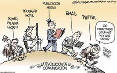 Christian A. Estay-Niculcar: ¿Y los no- millenials? ... De la @ al # pasando po...