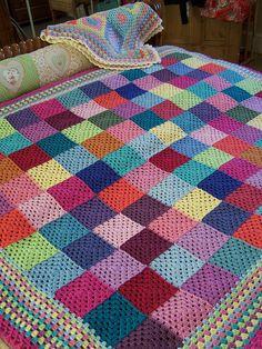 Blanket 011 by Oran's Place, via Flickr