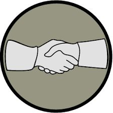 Image result for handshake icon Union Logo, Image, Fictional Characters, Fantasy Characters