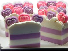 Best Friends  Whipped Shea Butter Soap Bar 7 to by SweetbodySoaps, $8.95