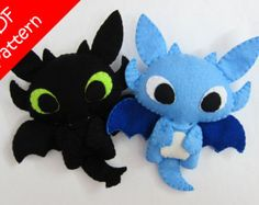 toothless felt - Google Search
