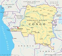 P - Population - There are about 70 million people living in the Democratic Republic of the Congo. About 50% of them are Christian.