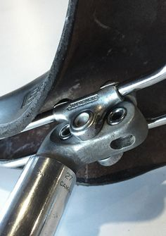 Campagnolo twin-bolt seat pin
