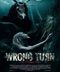 Constantin Film, Latest Horror Movies, Matthew Modine, Wrong Turn, Charlotte, Movie Info, Full Movies Download, New Poster, Streaming Vf