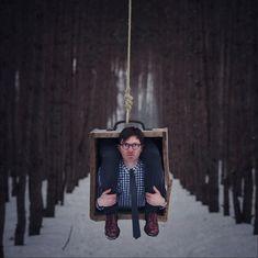 Fotografia Surreal de Logan Zillmer