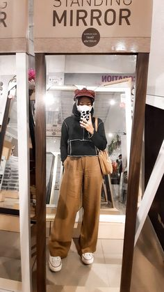 Mirror selfie outfit of the day Outfit Of The Day, Ootd, Selfie, Mirror, Outfits, Today's Outfit, Suits, Mirrors, Kleding