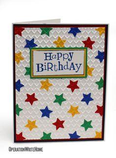 stars - birthday