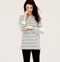 Lou & Grey Mariner Stripe Tunic | Loft