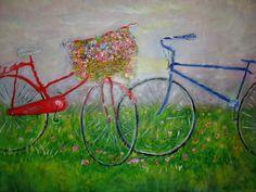 Bicicletas enamoradas