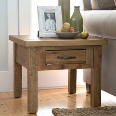Vintage Lamp Table (600W x 600D x 500H mm RRP $298