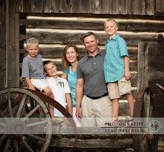 My Three Sons: Family Portraits