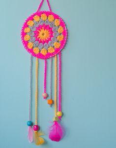 Crochet: How To Make Dream Catchers