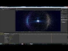 After Effect Tutorial - Trapcode Particular: Particle Sphere - http://www.youtube.com/watch?v=byzf5ftj5Fk