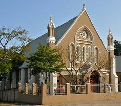 Methodist church of King Williams Town, Eastern Cape, South Africa. By PhotoJdB Cathedral Basilica, Cathedral Church, King William, Church Architecture, Church Building, Place Of Worship, South Africa, Beautiful Places, Places To Visit