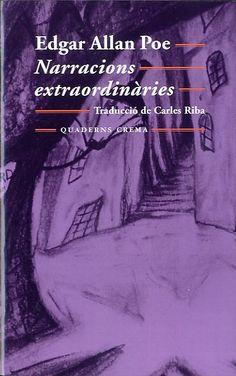 Narracions extraordinàries. Edgar Allan Poe. El barril d'amontillado a les pàgines 409-17