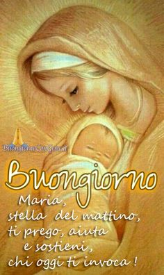 Buongiorno immagini sacre nuove Good Morning Good Night, Good Morning Quotes, Madonna, Anne Frank, Lord And Savior, Blessed Mother, Peace And Love, Friendship, Reading
