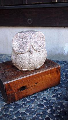 Kiuchi Brewery Hitachino stone owl