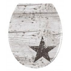 WENKO WC-Sitz Star, Duroplast