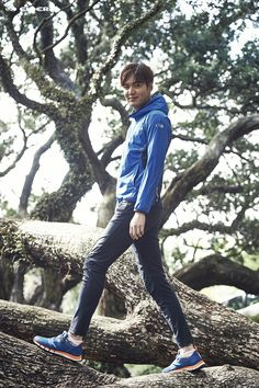 With the number of shotson this post, you can see that Lee Min Ho had an extensive photo session for EIDER's S/S 2015 ad campaign. Check it!    Sources | EIDER | EIDER …