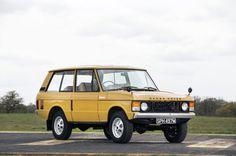 Range Rover Classic Two-Door
