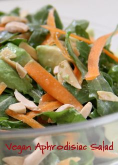 salad, dinner recipes, meatless monday