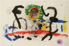 """Os amantes da arte moderna não podem perder a exposição """"A Magia de Miró: desenhos e gravuras"""", que exibe um recorte inédito da obra do pintor espanhol Joan Miró (1893-1983), na Caixa Cultural Fortaleza, de 29 de abril a 21 de junho."""