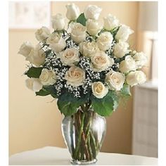 Order Ultimate Elegance™ Premium Long Stem White Roses flower arrangements from All Flowered Up Too, your local Lubbock, TX florist. Send Ultimate Elegance™ Premium Long Stem White Roses floral arrangement throughout Lubbock and surrounding areas. Flowers Online, All Flowers, Fresh Flowers, White Flowers, Red Roses, Send Flowers, Roses In A Vase, Order Flowers, Yellow Roses