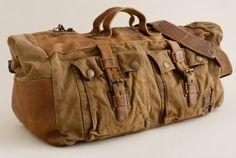 Belstaff men' travel duffle
