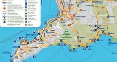 Se déplacer autour de Naples (3) – La côte Amalfitaine | Italie-decouverte