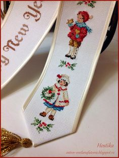 Cross Stitch Christmas Ornaments, Xmas Cross Stitch, Cross Stitch Bookmarks, Cross Stitch Love, Christmas Embroidery, Christmas Cross, Cross Stitch Charts, Cross Stitch Designs, Cross Stitching