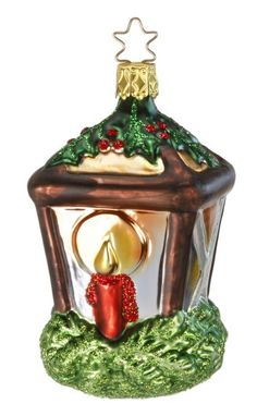 Holiday Glow - Lantern<br>Inge-glas Ornament