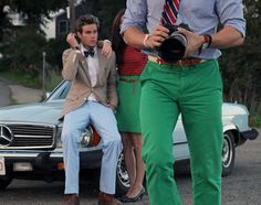 Street style tendance : background AND foreground Sharp Dressed Man, Well Dressed Men, Heavy Clothing, Preppy Mens Fashion, Men's Fashion, Ivy League Style, Ivy Style, Elegant Man, Modern Man