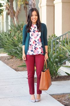 Putting Me Together: Fun Business Casual Clothes