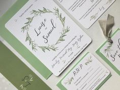 Pretty, charming, intricate and elegant. The new Olea is a versatile design, that will set a beautiful and elegant theme for your wedding, at anytime of the year. The stunning Olive leaf detailing beautifully matches the soft, hammered Fresco Gesso cardstock. We love this design and we feel you and your guests will too. Stationery Design, Wedding Stationery, Wedding Invitations, Place Names, Table Plans, Fresco, Save The Date, Card Stock, Lily