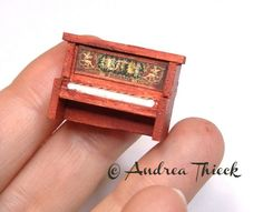 Andrea Thieck Miniatures: For Sale
