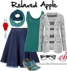 Relaxed Apple 3