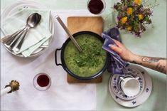 Kärntner Kasnudeln Falafel, Wan Tan, Kraut, Veggie Recipes, Guacamole, Veggies, Mexican, Hoffmann, Ethnic Recipes
