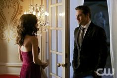 "Beauty and the Beast -- ""Bridesmaid Up!"" -- Pictured (L-R): Kristin Kreuk as Catherine and Jay Ryan as Vincent -- Photo: Sven Frenzel/The CW — Image Number: BB108b_0165.jpg -- © 2012 The CW Network, LLC. All rights reserved."