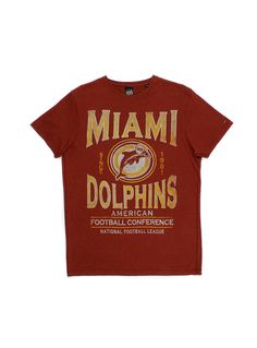 MIAMI DOLPHINS TEE http://www.hungover.in/