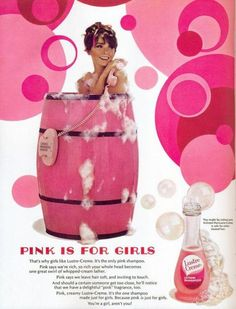 well yes it is #pink #advertisement #vintage #retro #bubbles #telephone